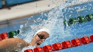 Day 2: Grainne Murphy finished eighth in her 400m freestyle heat