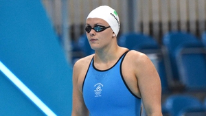 Grainne Murphy will be looking for victory in the women's 800m freestyle