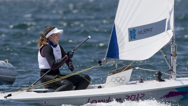 Annalise Murphy has won the opening four races of the Laser Radial class
