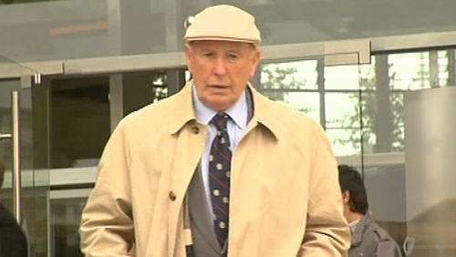 Michael Shine convicted last month of indecently assaulting two boys