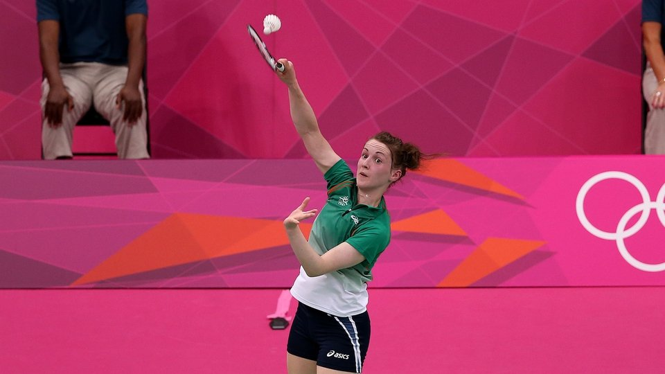 Day 4: Chloe Magee bowed out of the women's singles competition at Wembley Arena this afternoon, falling to France's world number four Hongyan Pi 16-21 21-18 21-14