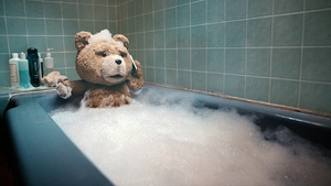 Ted, which cost $50m to make, bucked the summer blockbuster trend by pulling in $215m