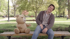 Mark Wahlberg is back for Ted 2