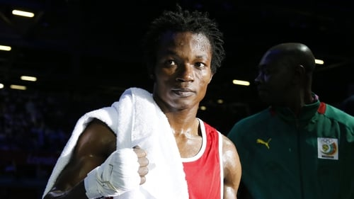 Thomas Essomba awaits Paddy Barnes on Saturday