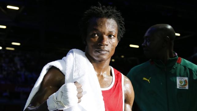 Thomas Essomba awaits Paddy Barnes on Saturday