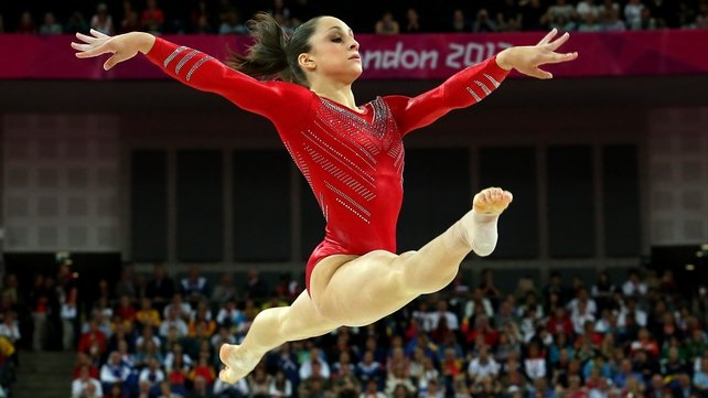 Jordyn Wieber missed out on an individual final place