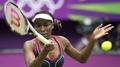 Tennis: Venus crushes Wozniak at Wimbledon