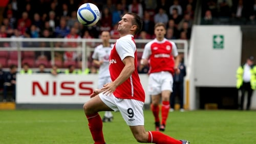 Pat's will be looking to the likes of Christy Fagan for a crucial first leg advantage