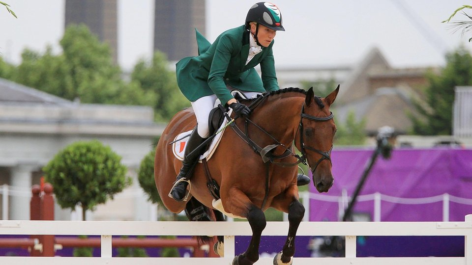Day 4: Ireland finished fifth in Team Eventing. Aoife Clark was seventh in the Individual Jumping event