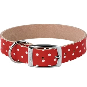 Red spot dog collar, €10, Cath Kidston