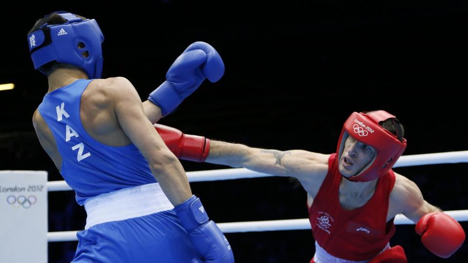 Day 5: John Joe Nevin has defeated Kanat Abutalipov of Kazakhstan 15-10 to reach the bantamweight quarter-finals of London 2012
