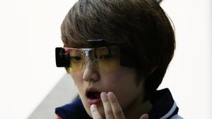 Kim Jang-mi took gold for South Korea