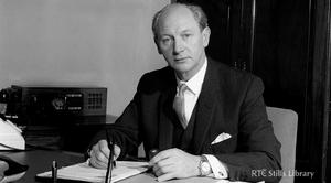 Jack Lynch raisedconcerns with the British prime minister Edward Heath