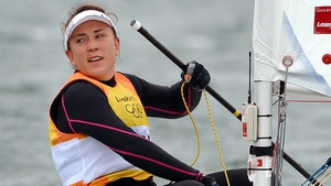 Day 4: Annalise Murphy continued her winning streak, winning Races 3 and 4 in the Laser Radial class