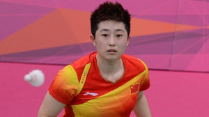 Yang's days on the badminton court are over