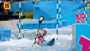 Hannah Craig did well to reach the K1 final