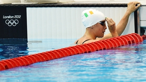 Day 6: Melanie Nocher finished a disappointing seventh in her heat of the 200m backstroke in a time of 2:16.29