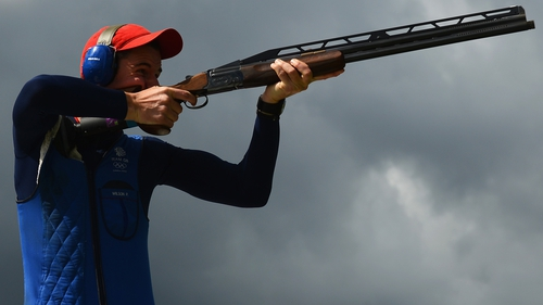 Peter Wilson claims gold for Great Britain