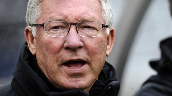 Alex Ferguson hits out at a lack of added time....again