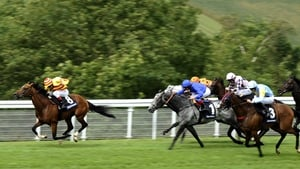 Saddler's Rock storms to victory in the Artemis Goodwood Cup