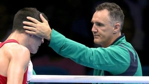Billy Walsh is in the US to sign a contract with USA Boxing