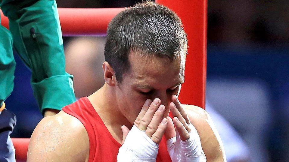 Day 6: Darren O'Neill's Olympics came to an end after he lost his round of 16 bout against Germany's Stefan Hartel.