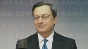 Mario Draghi said bank preparing a new bond buying programme