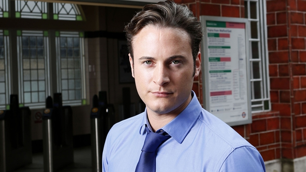 Gary Lucy leaving Eastenders