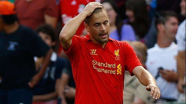 Joe Cole has endured a frustrating two-and-a-half year spell with the Reds