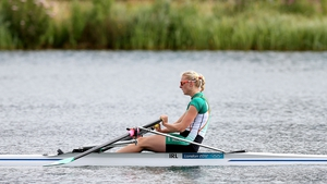 Day 6: Sanita Puspure won the Women's Single Sculls C/D semi-final in a time of 7:51.69.