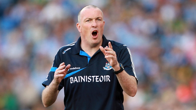 Pat Gilroy has resigned from the Dublin hotseat