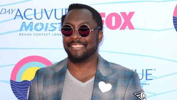 Will.i.am is happy man now his car has been returned
