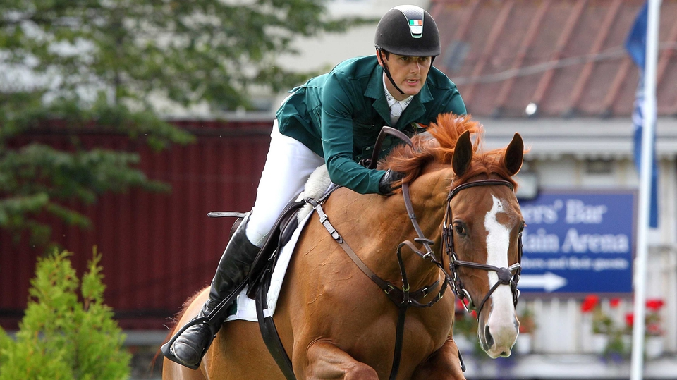 Day 10: Billy Twomey failed to make the cut for the third qualifying round of the showjumping event