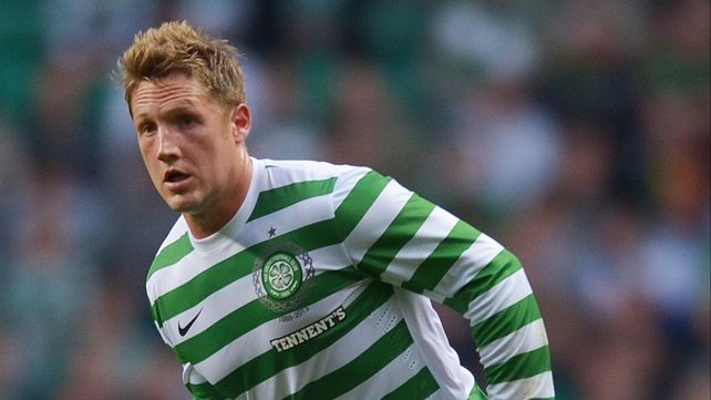 Celtic have lost star midfielder Commons for clash against Ajax