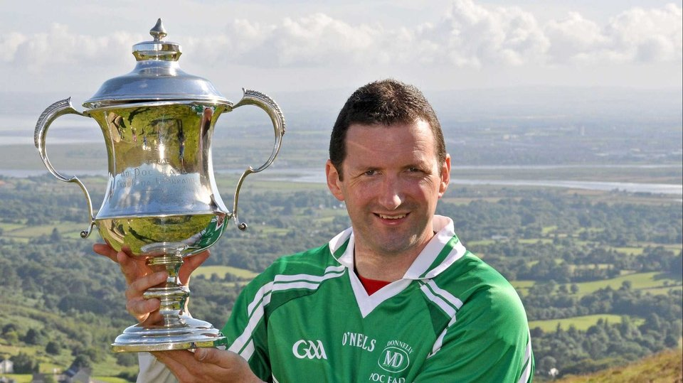 And the Tipperary goalkeeper got his name on the trophy for the sixth time