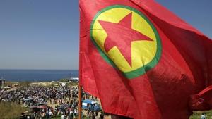 The EU has said the PKK is a terrorist organisation