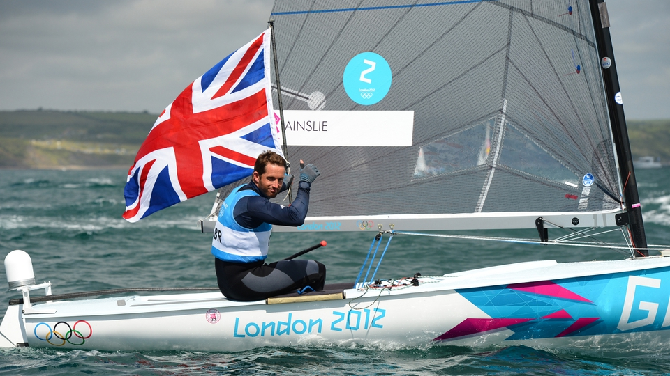 The greatest Olympic sailor? Britain's Ben Ainslie signed off with another gold medal at Weymouth Bay