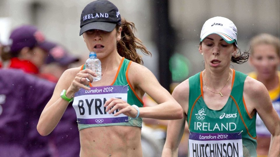 Day 9: Linda Byrne came 66th and Ava Hutchison 68th in the women's marathon.