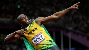 ...and it was that man, Usain Bolt, who took gold with the second fastest time in history