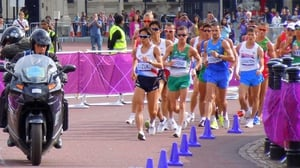 Day 8: Rob Heffernan came ninth in the 20km walk