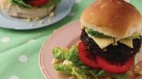 Homemade Burgers - Try making your own delicious homemade burgers.