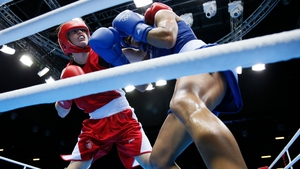 Katie Taylor is guaranteed at least a bronze medal