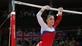 Gymnastics: Mustafina upsets favourites