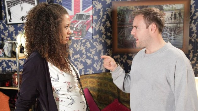 Kirsty made Tyrone's life a living a nightmare