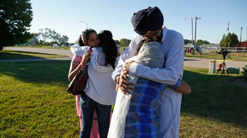 Police called Sunday's attack an act of domestic terrorism