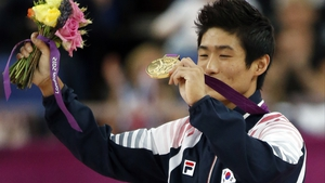 Yang Hak-seon took the gold for South Korean
