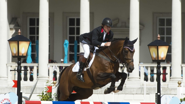 Nick Skelton and Big Star remain imperious as the crowd cheered another home success