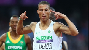 Taoufik Makhlouf will run in the final of the 1,500m