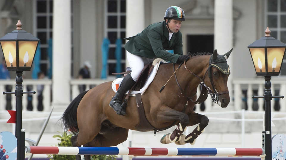 Day 10: Cian O'Connor finished 36th overall in the showjumping event. But made the final after the withdrawal of Sweden's Rolf-Goran Bengtsson