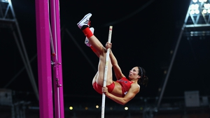Pole vault gold was secured by American Jennifer Suhr